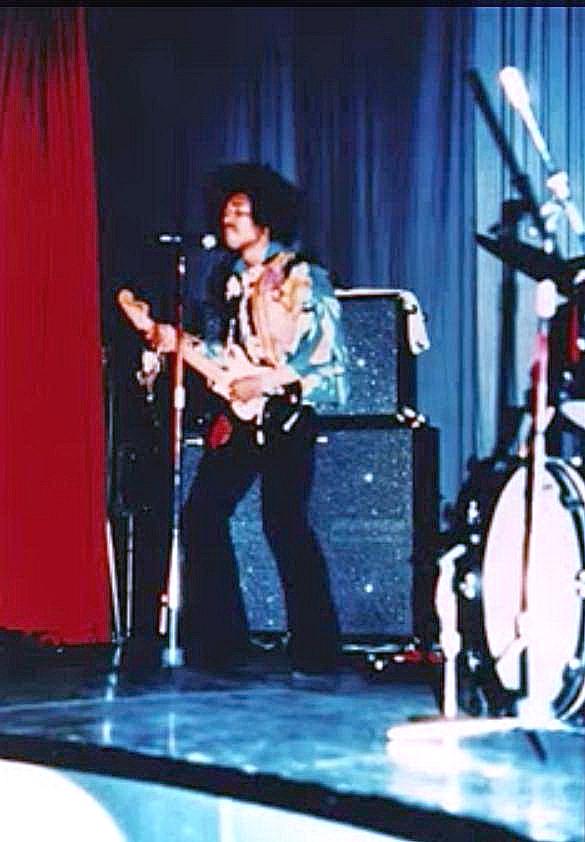 Gothenburg (Lorensbergs Cirkus) : 8 janvier 1969 [Second concert] 8126411969010802show