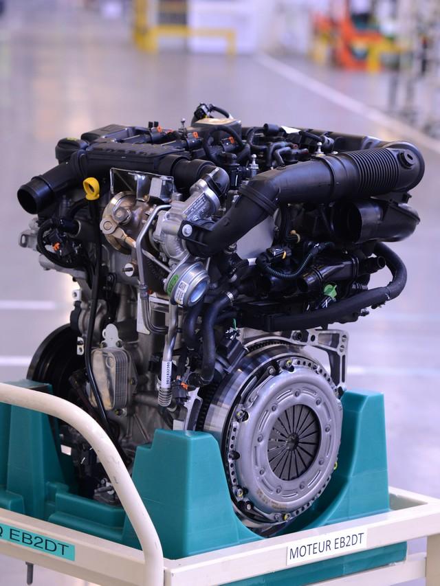 Citroën : L'e-THP130 nouveau moteur essence de la famille PureTech 812944P13138091