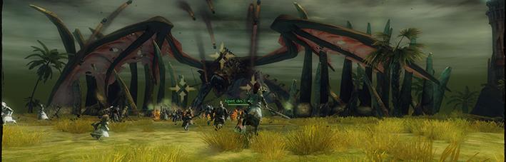 Guild Wars 2 : Enfin lvl 80 ! 813207dragon