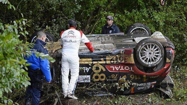 WRC Rallye de France/Alsace 2013 : (jour-4) Victoire Sébastien Ogier 8137442013Rallyedefrancesortieloeb