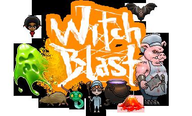 Witch Blast 814441logo
