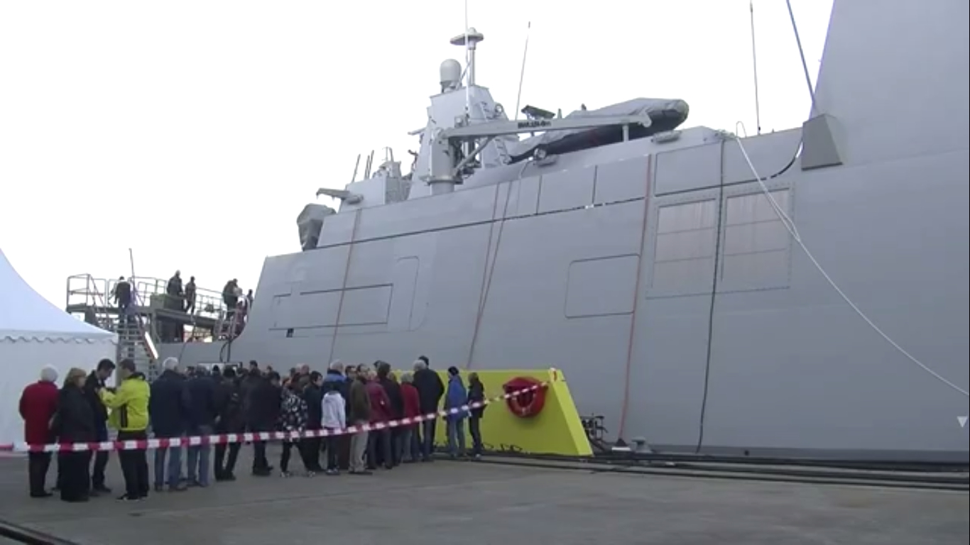 Sigma Marocaines / Royal Moroccan Navy Sigma Class Frigates - Page 36 815341672
