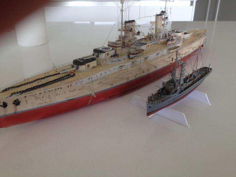 Dragueur de mine allemand SMS M50 au 350ème 815853IMG0425