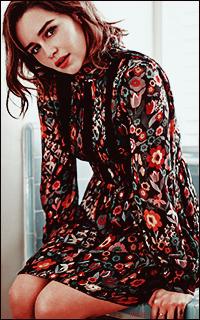 Emilia Clarke avatars 200x320 pixels - Page 3 816504Tara2