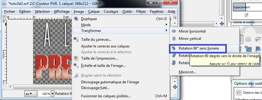 [Tutorial] Création d'icones 3D pour la Neo Geo X 817774Capture6