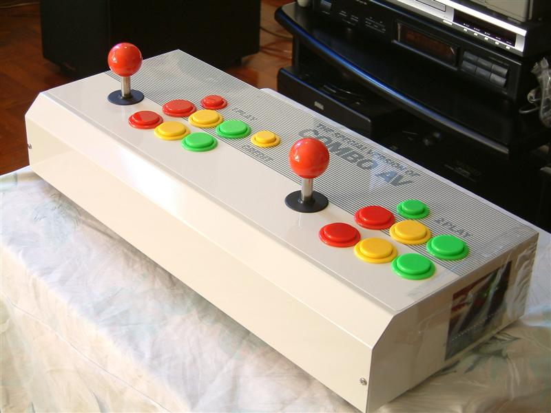 [ACH] Supergun en Combo 818208ComboAVSupergun45DegreesFrontView