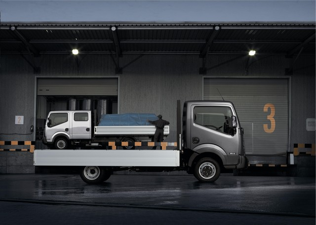 Le Nissan NT400 Cabstar Arrive 81825211605815