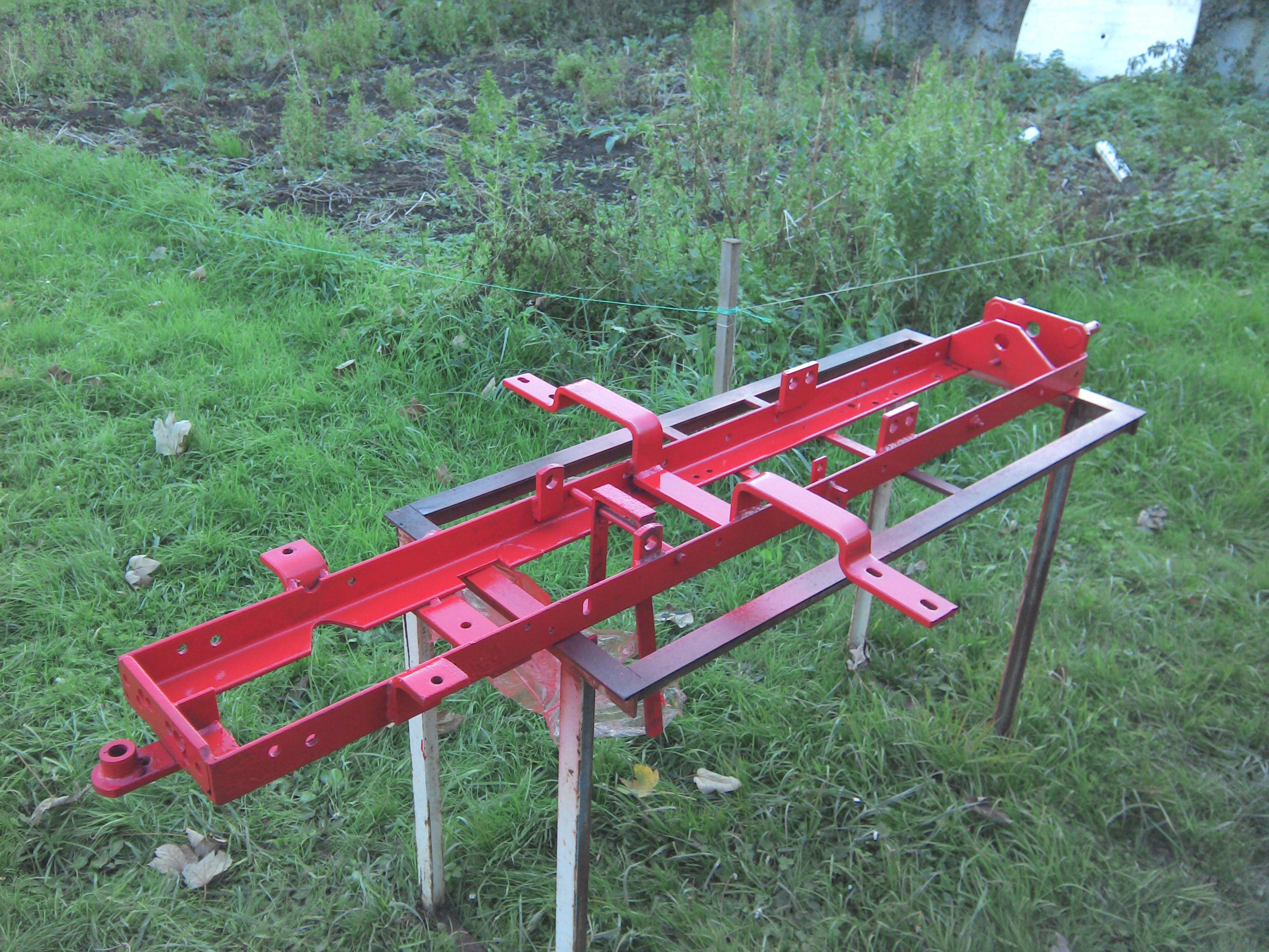 Restauration micro tracteur motostandard 1017 818435IMG20131123160425