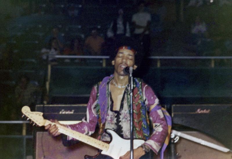 Albuquerque (Civic Auditorium) : 19 juin 1970  81939519700619Albuquerque