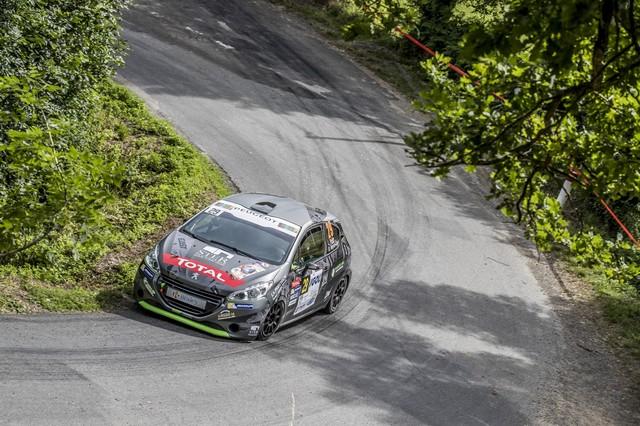Une Saison 2018 Excitante En 208 Rally Cup Avec Peugeot Sport ! 8194605a172184d3c21