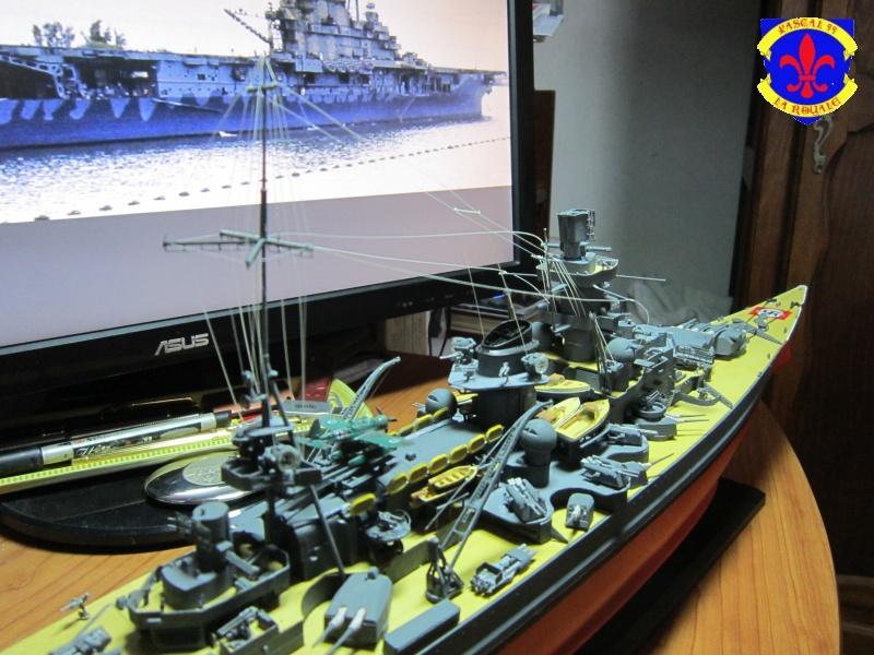 Croiseur de bataille Scharnhorst  au 1/350 de dragon - Page 7 819800IMG1498L