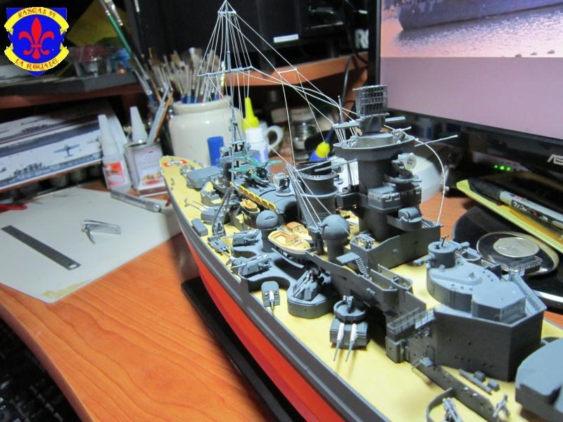 Croiseur de bataille Scharnhorst  au 1/350 de dragon - Page 7 819942IMG1499L