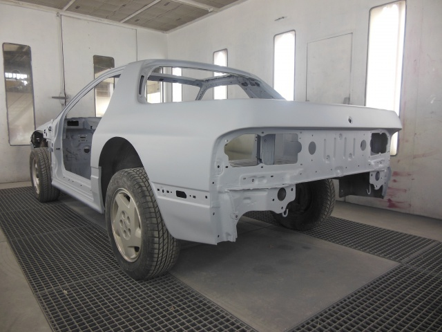 Mazda RX7 FC3S (restauration et preparation street) - Page 5 820124F