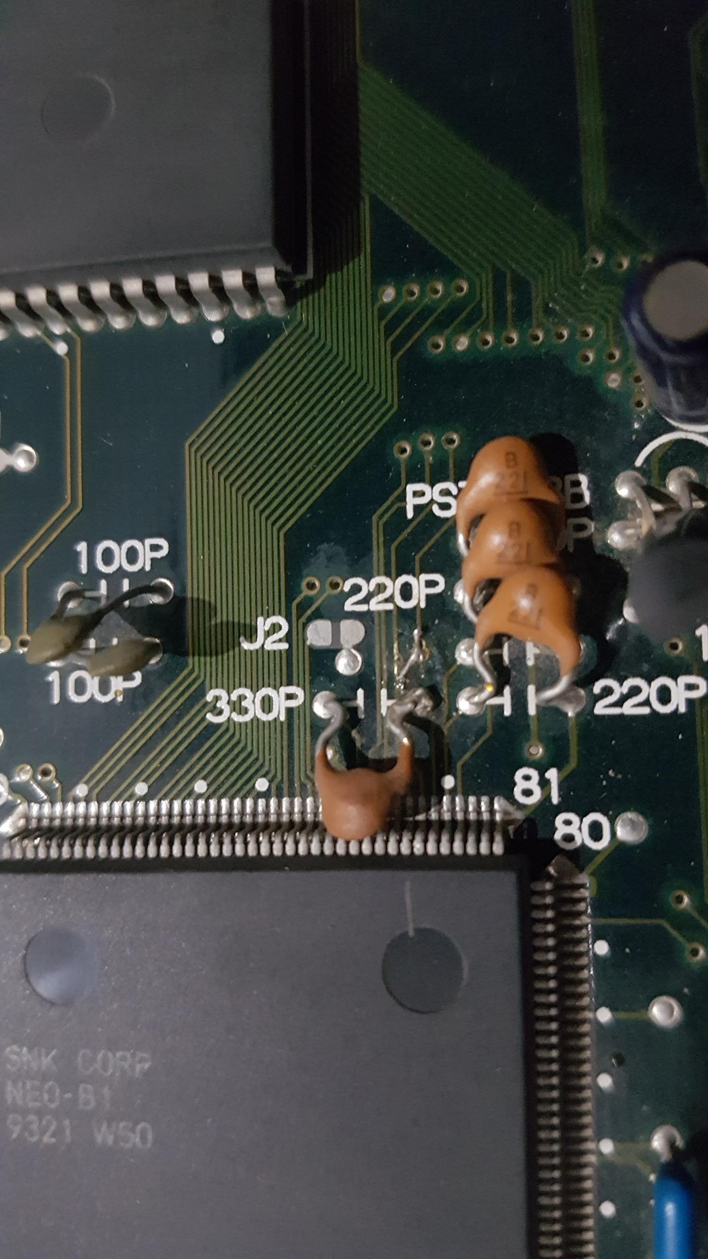 Réparation slot MVS MV1FS 82061720171014233224