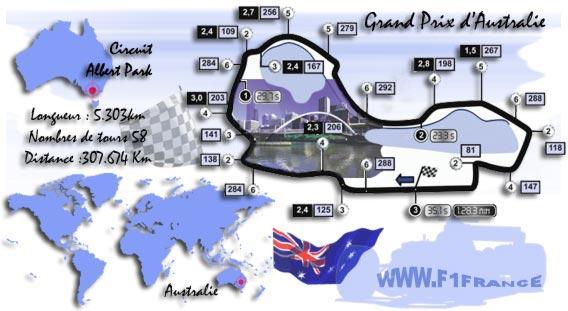 F1 GP d'Australie 2014 : (essais libres-1-2-3-Qualifications) 820702circuitaustralie