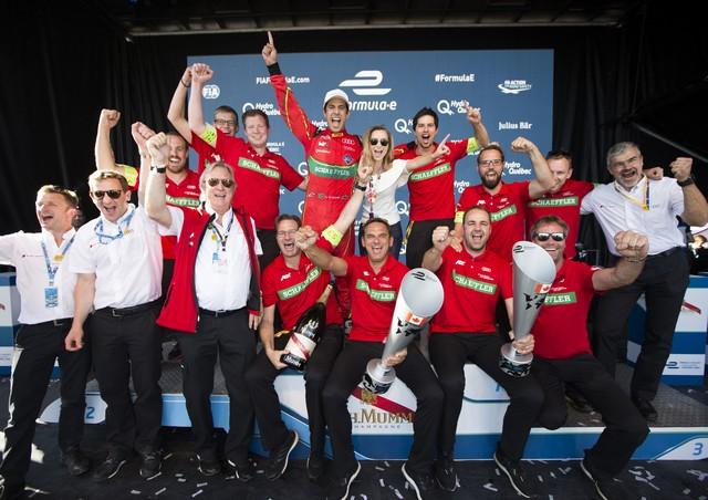 Le pilote Audi Lucas di Grassi est champion de Formule E 821360A179223medium