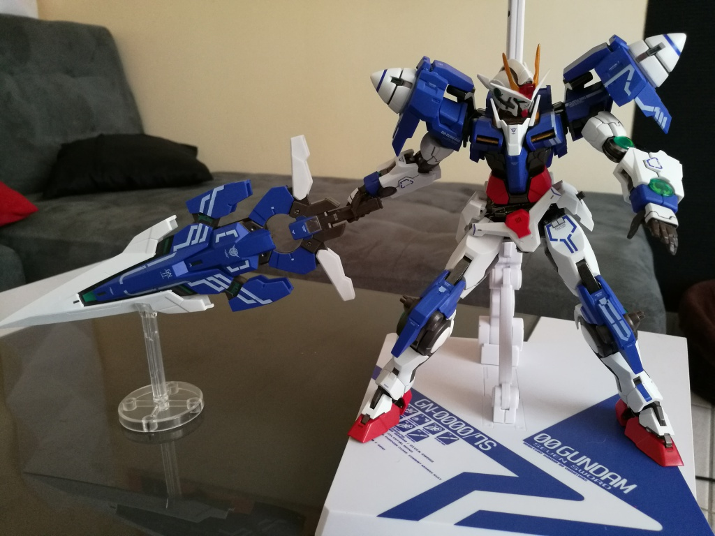 [REVIEW] Gundam 00 Seven Sword Metal Build MC Club..entre larmes,decadence et F5. 822028IMG20161030152108