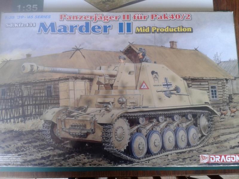 Sd.kfz 131 Marder 2 Dragon 1/35 82203420150905144306