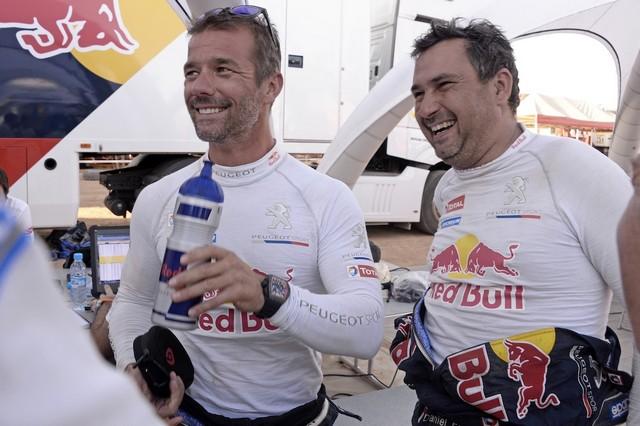 Team Peugeot Total : Rallye du maroc / ETAPE 1 : Boucle de Zagora 82206005315002023