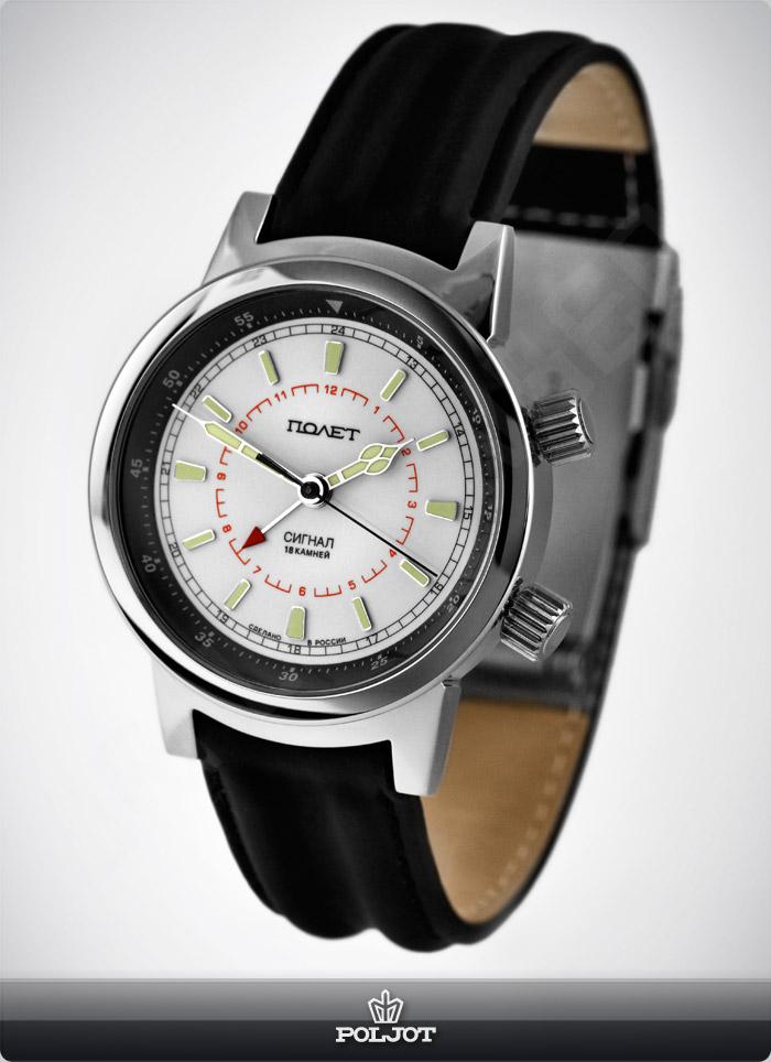 Les montres de Youri. 8224782612POLJOTalarmweissrot964