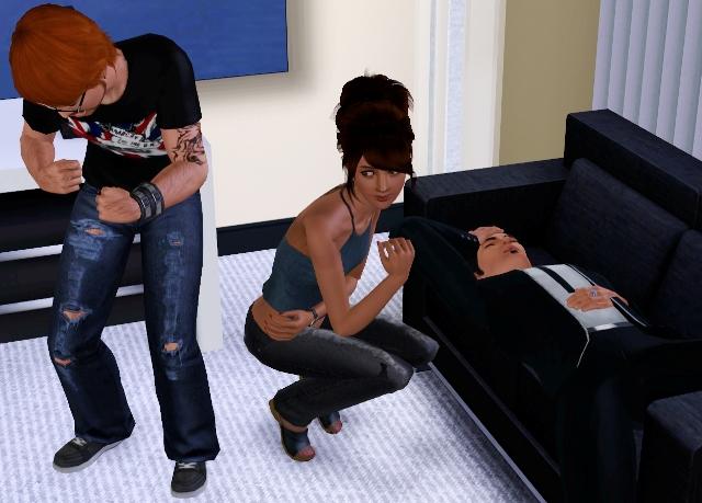 """[Terminé] Sims Histoires de Jobs """"Au bureau"""" - Page 20 822703Screenshot10"""