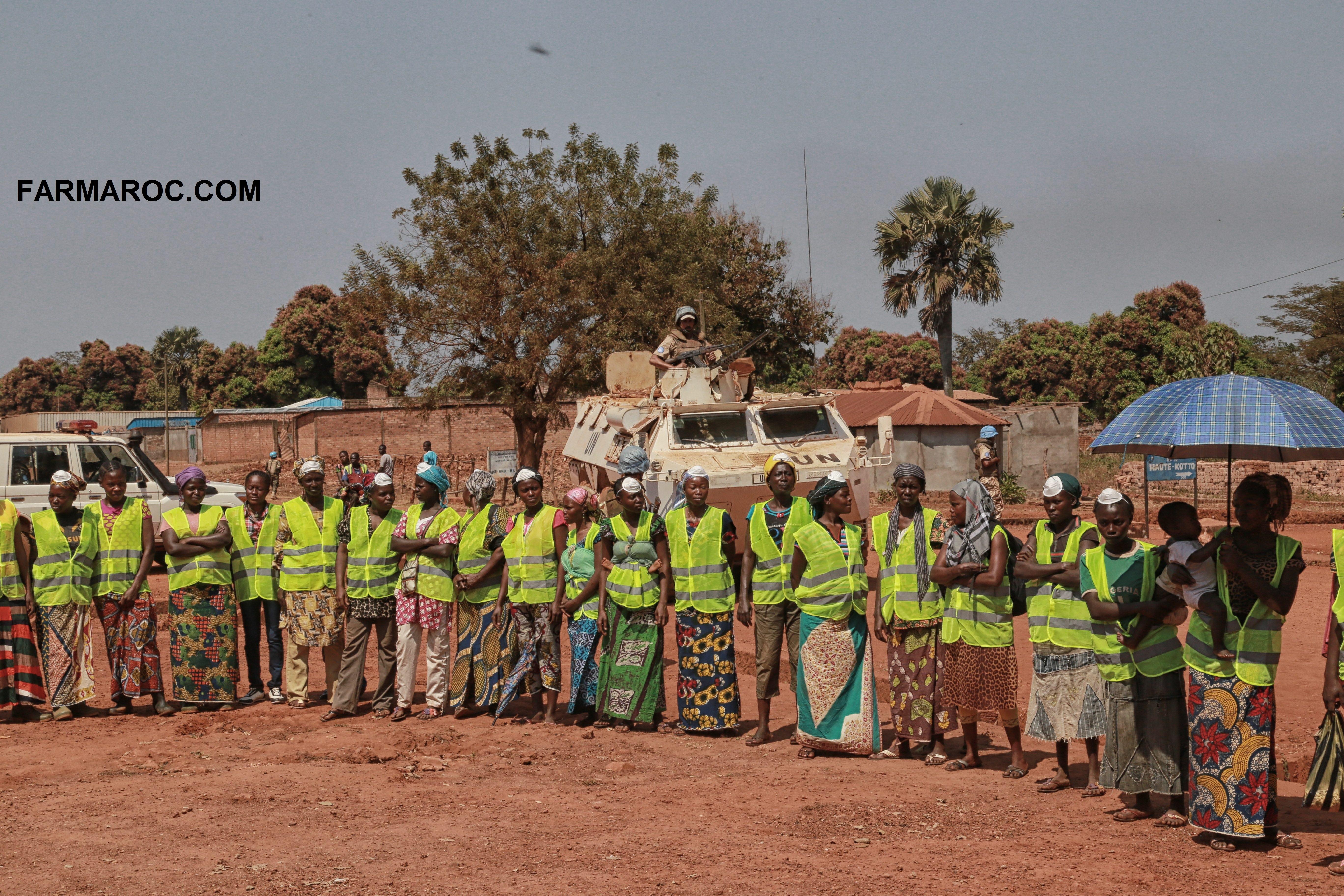 Maintien de la paix dans le monde - Les FAR en République Centrafricaine - RCA (MINUSCA) - Page 3 823031237001240592162dc036eo