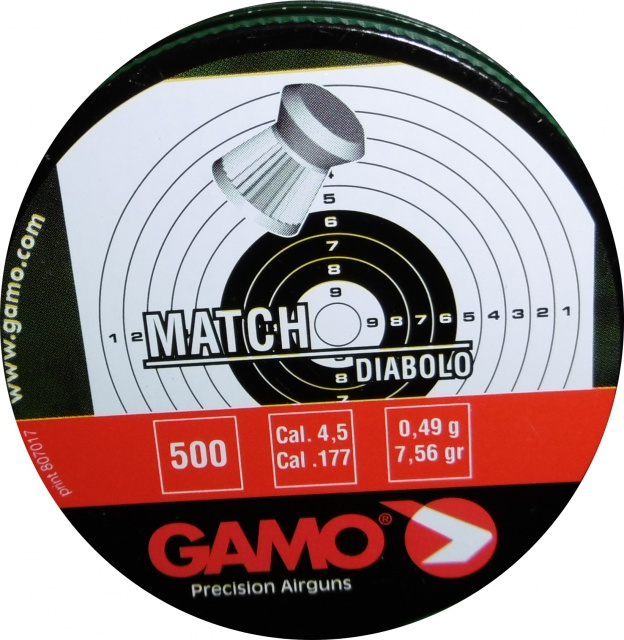 Tests plombs avec carabine Gamo Replay 823037P1000097