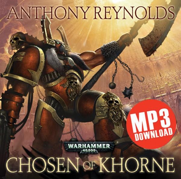 Chosen of Khorne by Anthony Reynolds 823270audiochosenofkhorne