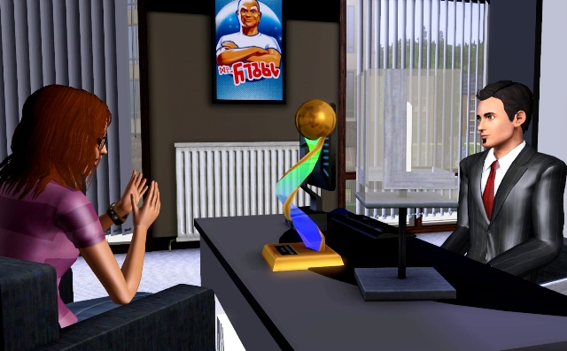 """[Terminé] Sims Histoires de Jobs """"Au bureau"""" - Page 16 824097Screenshot26"""