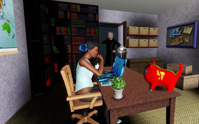 """[Terminé] Sims Histoires de Jobs """"Au bureau"""" - Page 6 824552Screenshot18"""
