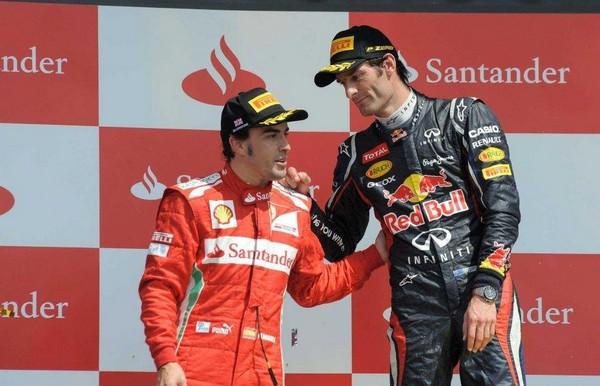 F1 GP de Grande Bretagne 2012 : Victoire Mark Webber  8247042012FernandoAlonsoMarkWebber