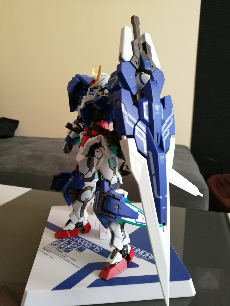 [REVIEW] Gundam 00 Seven Sword Metal Build MC Club..entre larmes,decadence et F5. 824915IMG20161030141549