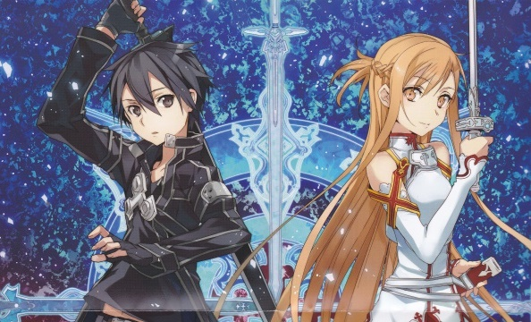 [ANIME/MANGA/Roman] Sword Art Online 825207746455cover