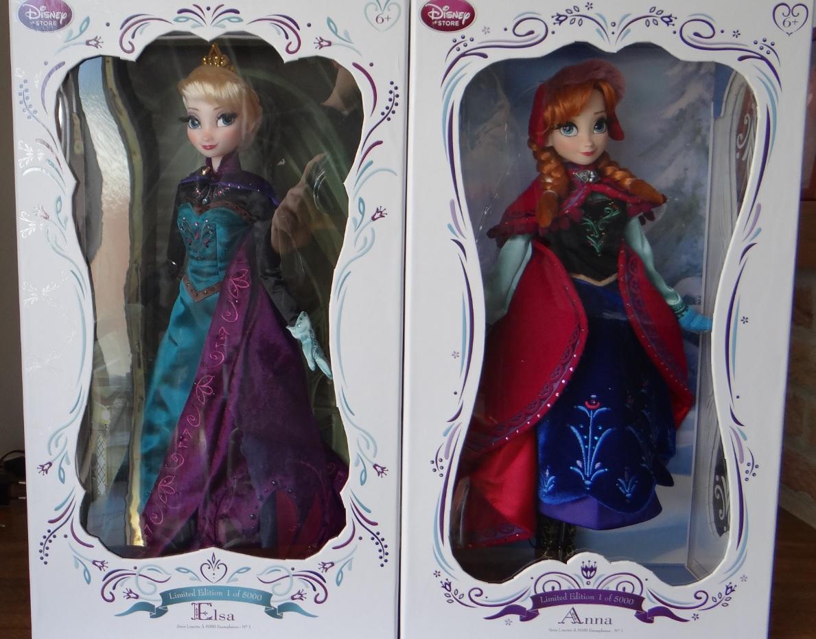 Disney Store Poupées Limited Edition 17'' (depuis 2009) - Page 4 825539276