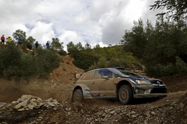 Rallye d'Espagne Jour 1 : Ogier et Mikkelsen en course pour le podium  826109hd022016wrc11bk6155901