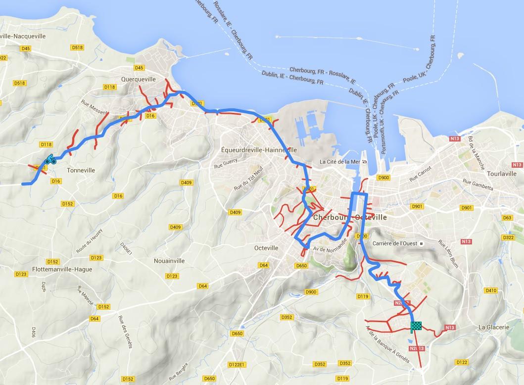 [Activité des ports hors Marine] LE PORT DE CHERBOURG - Page 16 826536Cherbourg