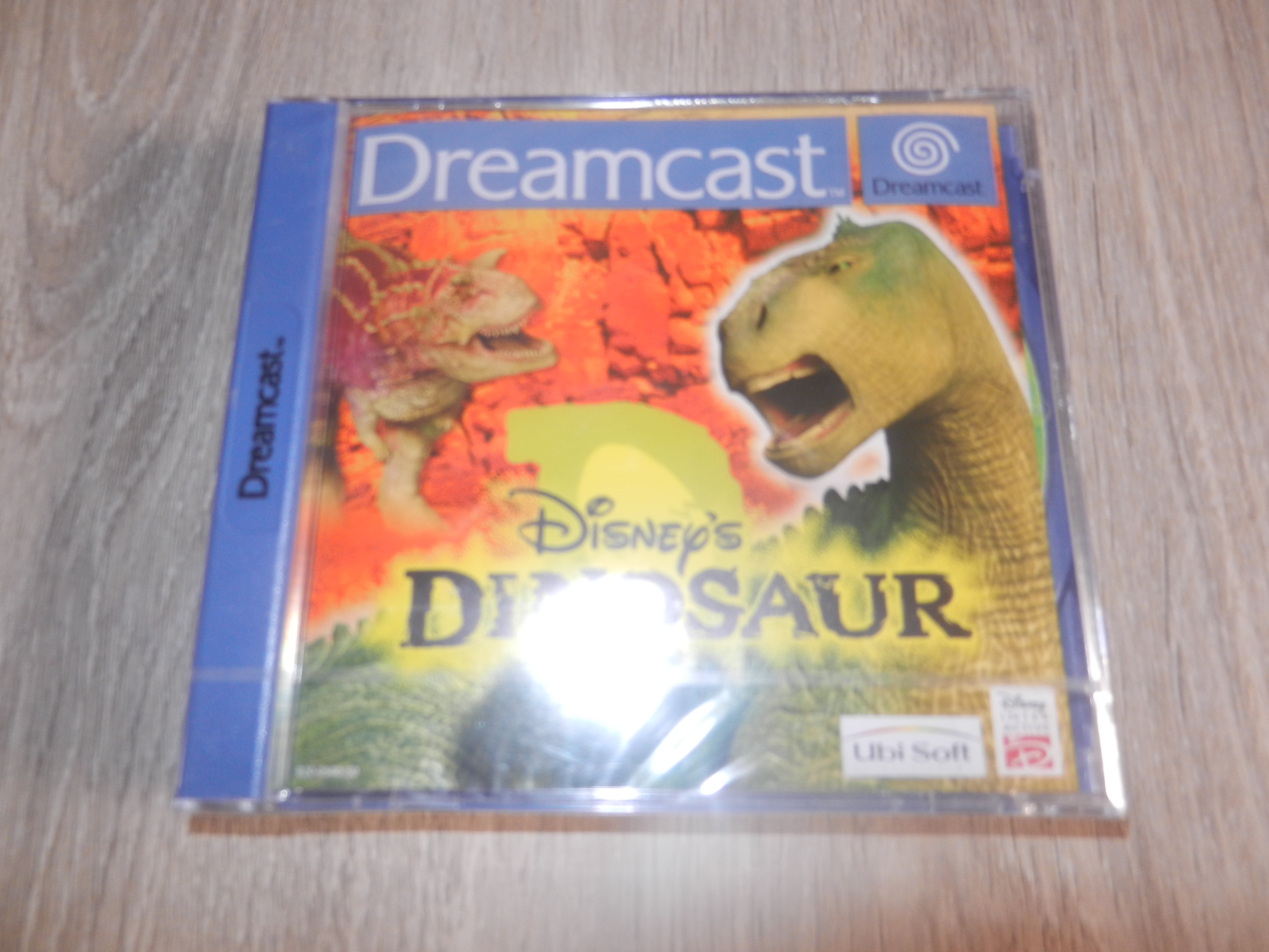 [OK] Fullset Dreamcast PAL FR sous BLISTER : TERMINE au 12/12/16 826934DSCN2444
