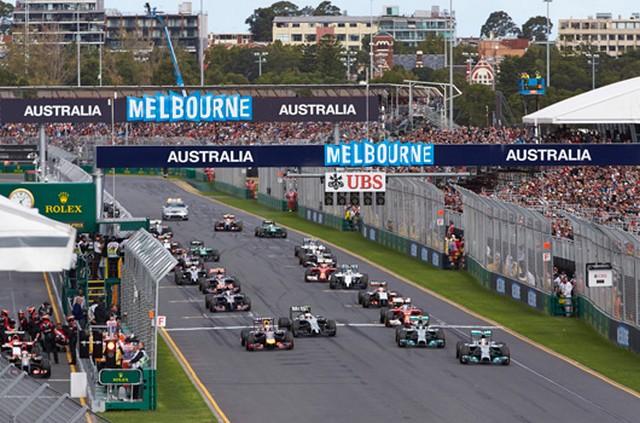 F1 : La FIA a dévoilé le calendrier provisoire 2017 827147AustralianGP
