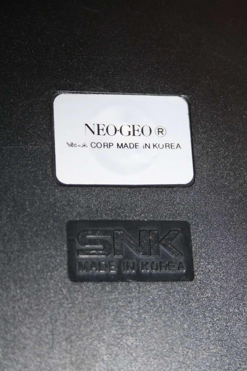 Pad Neo-Geo coréen 827684stick15