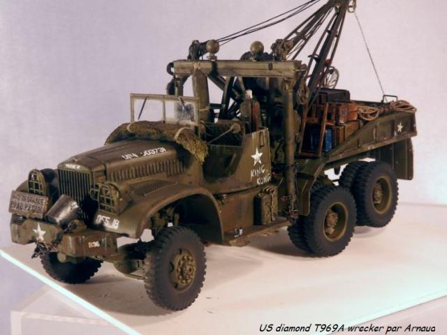 US Diamond T969A wrecker (Mirror Models 1/35) - Page 3 828101P1260080