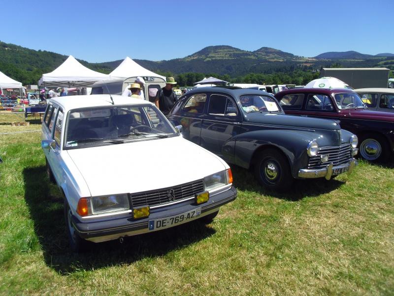 43 St VINCENT: 16ème Festival des vieilles mécaniques 2016 (Haute Loire) - Page 4 828309IMGP5730