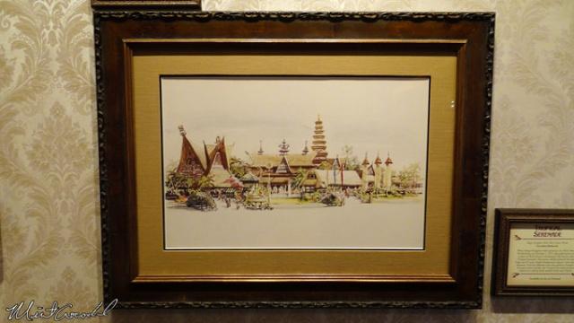 [Disneyland Park] The Disney Gallery - Exposition Tiki, Tiki, Tiki Realms, Celebrating 50 Years of Enchantment 82856197t7