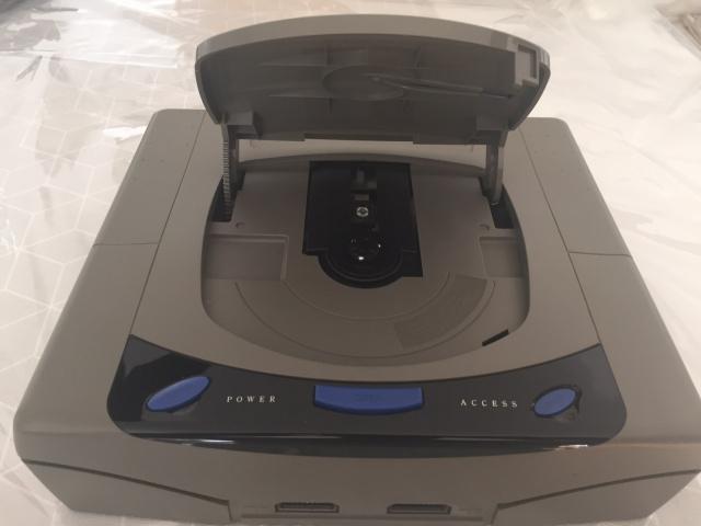 [VENDUE Sega Saturn Jap LongBox + Action Replay 4 en 1 Pseudo Saturn 828724IMG1712
