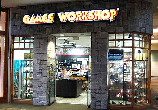 Les Centres Hobby Games Workshop en France et à travers le monde 828728LosAngelesBunker0