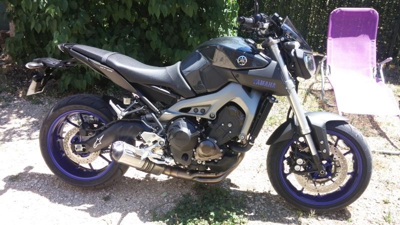 Photos de toutes les Yamaha MT-09 du forum ! :) 828736YCulpadori