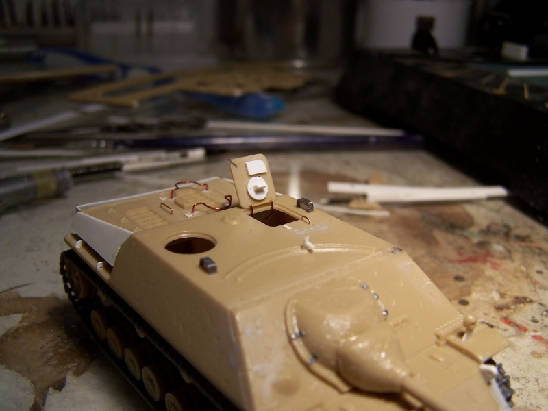 ( Esci 1/72) Jagdpanzer 4 L/70  (Terminé) 8289171005408
