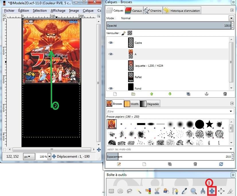 [Tutorial] Création d'icones 2D pour la Neo Geo X 829922capture6