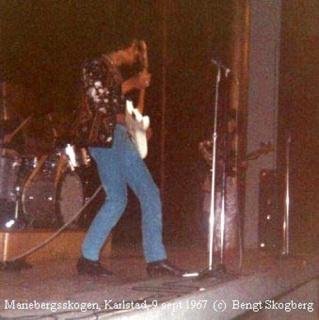 Karlstad (Mariebergsskogen) : 9 septembre 1967 [Second concert] 829937page5871010full