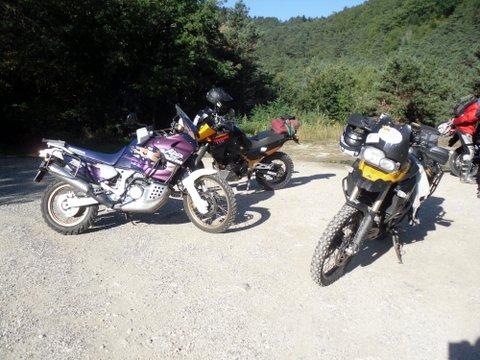 Gros trail et ++ en balade  à Axat , samedi 4 Octobre - Page 2 830344SDC19150