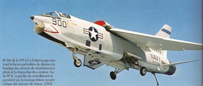 VOUGHT F-8 CRUSADER  830714VoughtRF8AVFP63